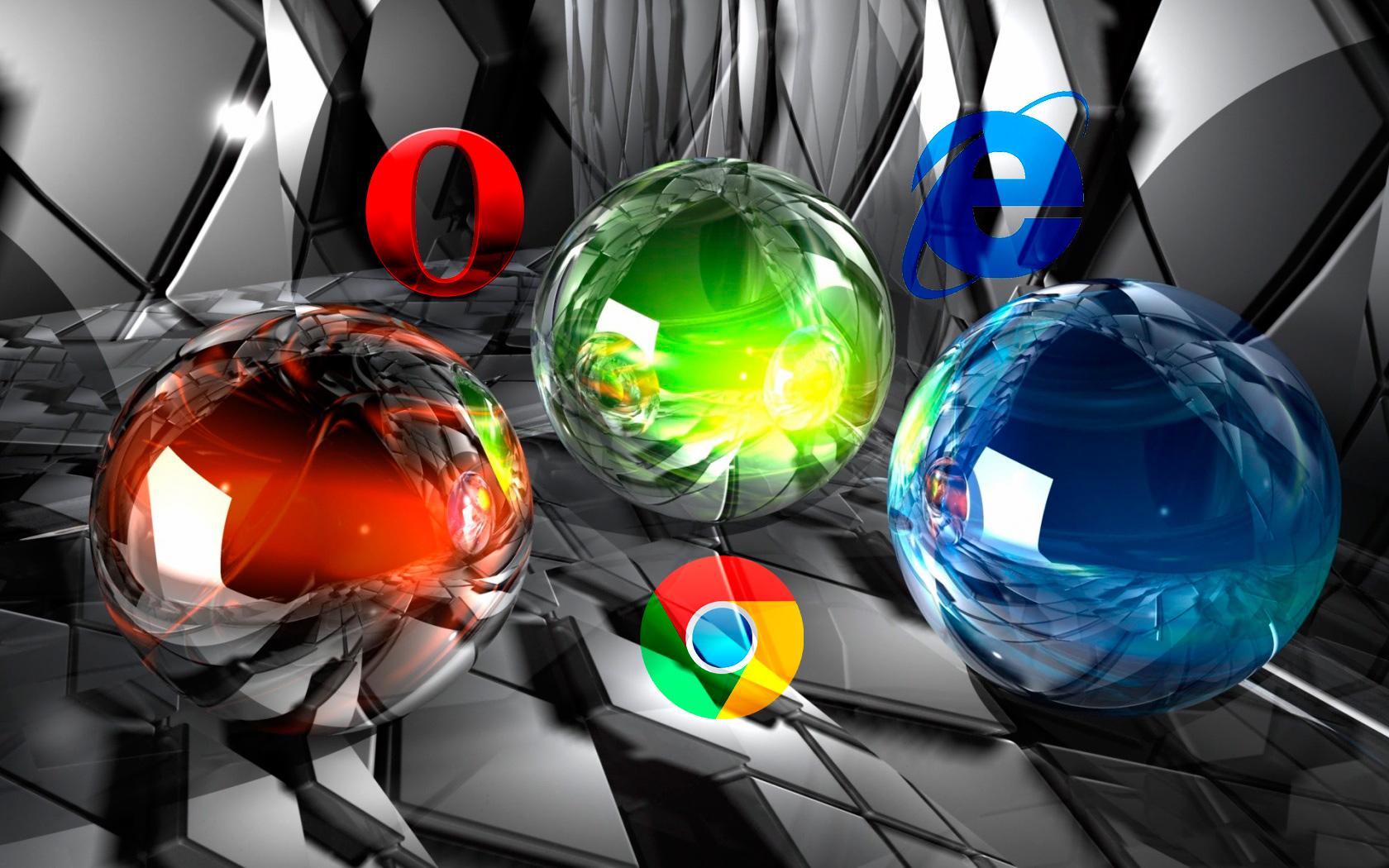 Сайты для современных браузеров